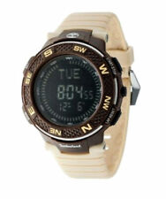 Men's Watch Timberland Mendon Rubber Steel with Compass Chronograph Timer