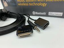 Marca nuevo Cable de música Parrot MKi9200 MKi9100 MKi9000 Ipod Usb Auxiliar de plomo