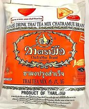 Chatramue Number one brand original Thai Tea Mix refill 400 g.