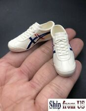 1/6 scale WHITE Sneakers Shoes HOLLOW for 12'' Female Action Figure Accessories