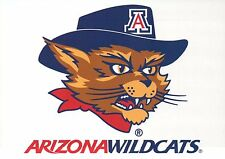 Wilbur Wildcat, University of Arizona Mascot, AZ Wildcats Football etc. Postcard