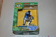 Barry Sanders Detroit Lions Starting Linup Gridiron  Greats Figurine