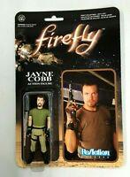 Firefly Jayne Cobb  Super 7 Funko Reaction Action Figure MOC
