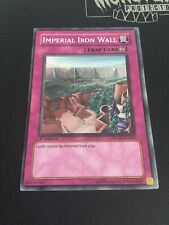 YUGIOH IMPERIAL IRON WALL COMMON MIXED SETS SDZW-EN032/SDSE-EN038 1ST EDITION