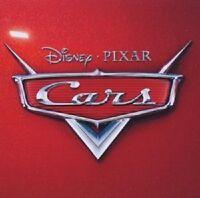 CARS (DEUTSCHE VERSION) SOUNDTRACK CD OST NEUWARE