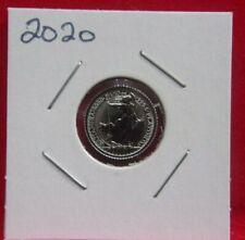 1/10 oz 999.5 Fine Platinum Bullion Great Britain Britannia Coin 2020