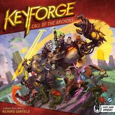 MW| KEYFORGE: CALL OF THE ARCHONS TWO PLAYER STARTER  | FANTASY FLIGHT GAMES