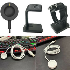 Magnetic Charger Charging Dock Holder for Fossil / Emporio Armani Smart Watch
