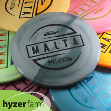 Discraft MCBETH ESP MALTA *pick weight/color* Hyzer Farm disc golf mid PART TWO
