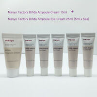 Manyo Factory Bifida Ampoule Cream 15ml + Ampoule Eye Cream 25ml(5mx 5ea) + Gift
