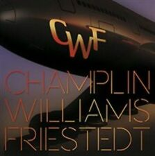 Williams Champlin and Friestedt - CWF CD AOR Heaven