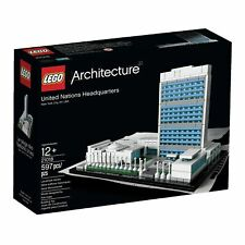 LEGO 21018 Architecture United Nations Headquarters