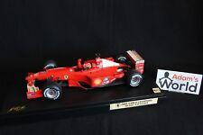 Hot Wheels Ferrari F2000 2000 1:18 #3 Michael Schumacher (GER) World Champion