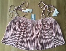 Bnwt Marks And Spencer M&S Collection Beachwear Summer Holiday Beach Top Size 16