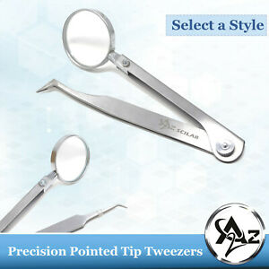 Best Tweezers facial/ ingrown hair &Thorn,Splinter Removal with Magnifying Glass