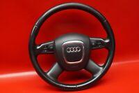 Audi A6 4F Q7 4L Multifunzione 4L0419091H Volante Pelle 4-Speichen Nero / Wn