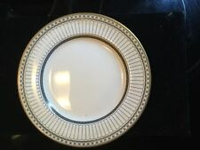 """WEDGWOOD - '""""COLONNADE'' - BLACK - BREAD & BUTTER PLATE - 5 AVAILABLE -"""