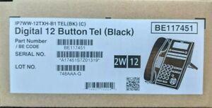 Nec Be117451 Digital 12-Button Telephone Bk