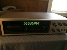 PIONEER QH-4000 QUADRAPHONIC AM/FM 8 TRACK PLAYER W/TOGGLE 150W RARE! NICE QUAD