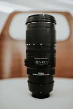 US PHOTOGRAPHER SELLING Sigma DG 70-200mm f/2.8 APO HSM DG EX OS IF Nikon