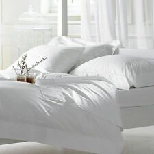 Cotton Sateen Solid Bedding Sets & Duvet Covers