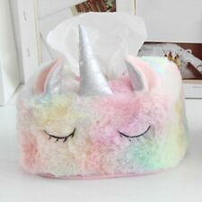 Cute Funny Plush Paper Towel Storage Holder Tissue Box Tissue Holder For Home