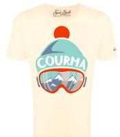 MC2 SAINT BARTH T-Shirt Manica Corta casual ARNOTT da uomo COURMA SKI