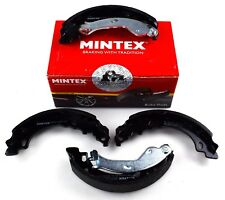 MINTEX REAR AXLE BRAKE SHOES SET FOR FIAT FORD MFR563 (REAL IMAGE OF PART)