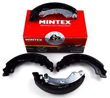Mintex Asse Posteriore Freno Scarpe Set Per FIAT FORD MFR563 (immagine reale di parte)