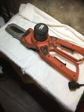 Black&Decker LP1000 Alligator Lopper 4.5 Amp Electric ChainSaw Branch Cutter