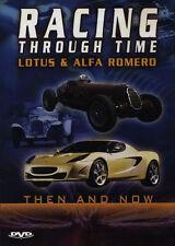 Racing Through Time - Lotus & Alpha Romeo NEW & SEALED