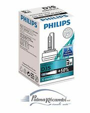 42403XVC1 LAMPADA AUTO PHILIPS D3S VISION EXTREME VISION 42V 35W +50% XENON
