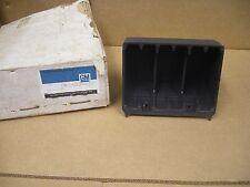NOS GM delco Center console dash Tray # 14039622 storage cassette