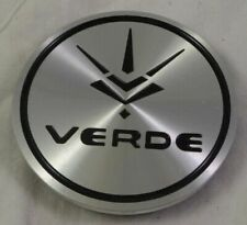 Verde Wheels Chrome Custom Wheel Center Cap #C-V39-114.3//112-CB centercaps 1