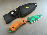 Browning Fixed Blade Knife Hunting Combat EDC Tactical Diving Survival OUtdoor