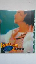 Faye Wong Live In Concert Karaoke Music Video DVD Hong Kong China Import 18 Trks