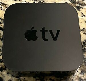 Apple TV 3rd GEN Generation 8GB HD Media Streamer A1469 Box Only Powers up READ