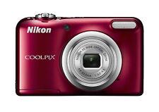 Nikon Coolpix A10 Digitalkamera 16.1 MP Rot