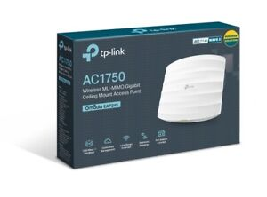 AC1750 tp-link Wireless MU-MIMO Gigabit Ceiling Mount Access Point