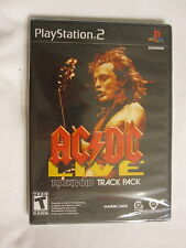 AC / DC Rockband Track Pack (Playstation PS2) Brand New, Sealed!