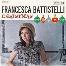 Christmas by Francesca Battistelli (Singer/Songwriter) (CD, Oct-2012, Fervent Re