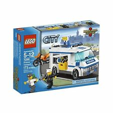 7286 PRISONER TRANSPORT lego city town SEALED police NEW legos set RETIRED