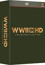 WWII In HD . Collector's Edition . World War II 2. Weltkrieg Lost Films . 5 DVD
