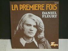 DANIEL FLEURY La première fois 62013