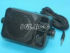 Communication Mini External Speaker  CB Radio  Kenwood Motorola ICOM Radio