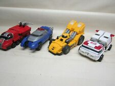 POWER RANGERS TURBO DELUXE RESCUE MEGAZORD parts = 4