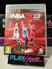 NBA 2K13 Ps3 Playstation 3 PAL ITA Used Usato senza libretto 2K Sports