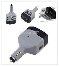 1pc DC12V/24V to AC220V Power Inverter Car SUV Adapter Mobile Laptop ConverterUS