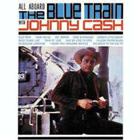 JOHNNY CASH-ALL ABOARD THE BLUE TRAIN-JAPAN MINI LP CD Ltd/Ed B63