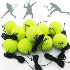 Indoor Trainer Professional Tennis Training Ball Rebound Elastic Rope Practice
